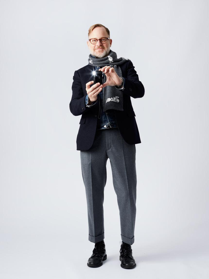 Esquire —<br>Pitti Uomo's Best Dressed