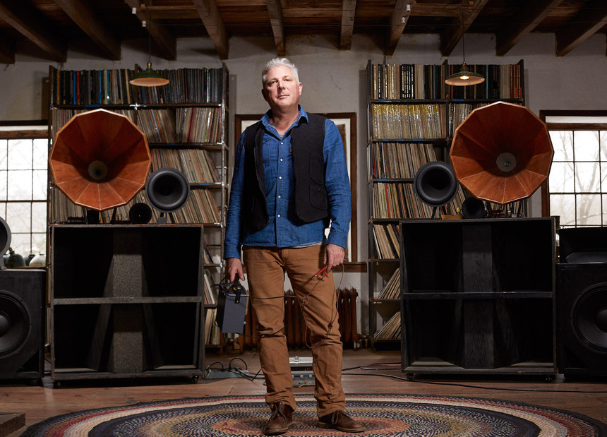 Wired — <br>Enter the Lair of Obsessed Audio Gear Wizard Jonathan Weiss
