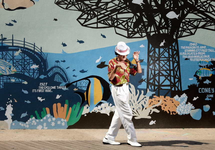 Comodamente Festival —<br>Coney Island