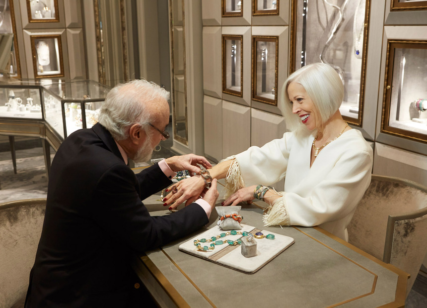 Bergdorf Goodman —<br>Linda Fargo