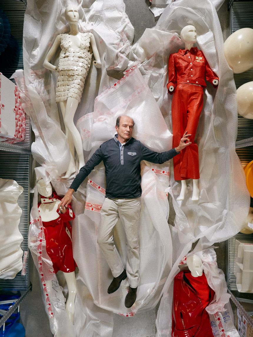 Philippe Decelle's 'Plasticarium'
