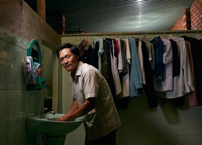 Chơn Thành Refugees — Vietnam