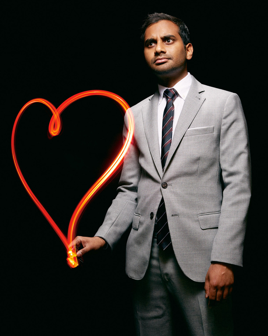 The Guardian — <br>Aziz Ansari