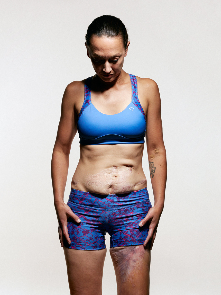 Runners World —<br>Colleen Kelly Alexander