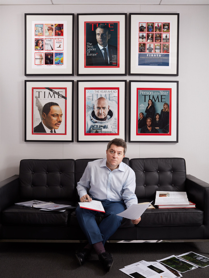 TIME's Editor-In-Chief Edward Felsenthal